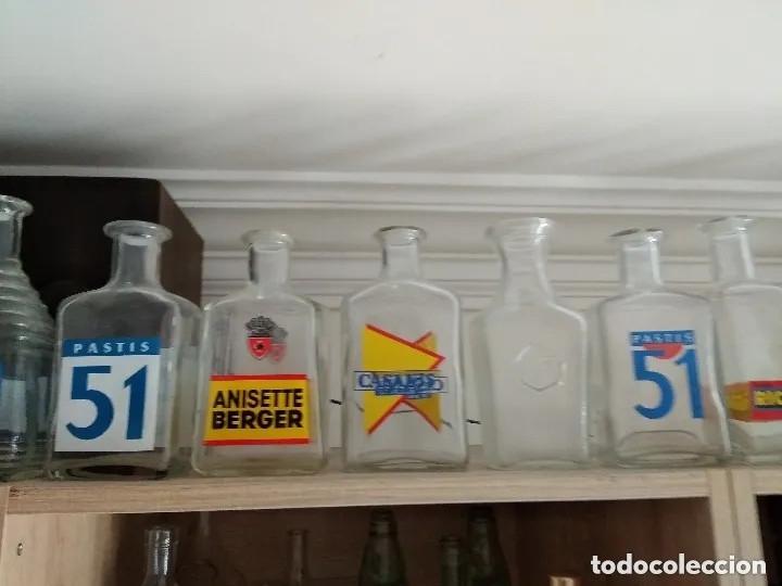 Coleccionismo Otros Botellas y Bebidas: 25 JARRAS APERITIVOS VINTAGE SUZE RICARD NOILLY ST RAPHAEL BERGER SALERS MARTINI ONAL PERNOD - Foto 3 - 177189115