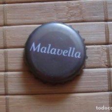 Coleccionismo Otros Botellas y Bebidas: TAPÓN CHAPA CORONA AGUA MALAVELLA. Lote 177693688