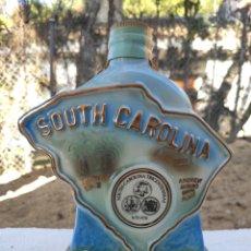 Coleccionismo Otros Botellas y Bebidas: BOTELLA COLECCIÓN BEAM BOURBON WHISKEY. Lote 177725658