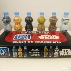 Coleccionismo Otros Botellas y Bebidas: STAR WARS FONT VELLA. Lote 177890024