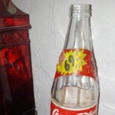 Coleccionismo Otros Botellas y Bebidas: BOTELLA COCA COLA 1 LITRO. Lote 178096398