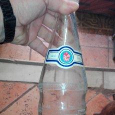Coleccionismo Otros Botellas y Bebidas: BOTELLA LA CASERA 1 LITRO ETIQUETAS DE PAPEL. Lote 178096487
