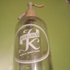 Coleccionismo Otros Botellas y Bebidas: SIFON. Lote 178385168