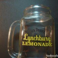 Coleccionismo Otros Botellas y Bebidas: JARRA CRISTAL. JACK DANIEL'S LYNCHBURG LEMONADE. Lote 178394157