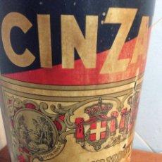 Coleccionismo Otros Botellas y Bebidas: BOTELLA VERMOTUH CINZANO 5 LITROS - AÑOS 50 - (VER FOTOS). Lote 179041472