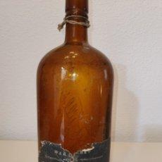 Coleccionismo Otros Botellas y Bebidas: ANTIGUA BOTELLA GILBEY TARRAGONA SUPERIOR. Lote 180147721