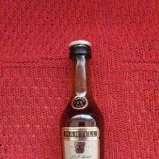 Coleccionismo Otros Botellas y Bebidas: BOTELLIN COÑAC-MARTELL-. Lote 182834646