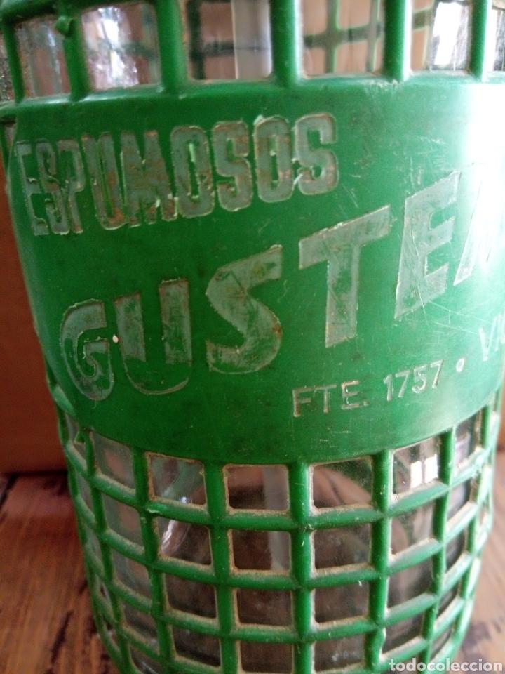 Coleccionismo Otros Botellas y Bebidas: Sifón Espumosos Gustems - Foto 2 - 184000567