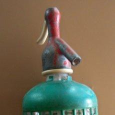 Coleccionismo Otros Botellas y Bebidas: SIFÓN ESPUMOSOS GUSTEMS. Lote 184000567