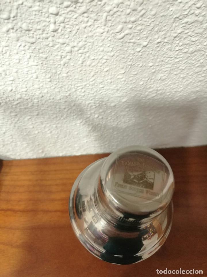 Coleccionismo Otros Botellas y Bebidas: COCTELERA FAMOUS GROUSE WHISKY. ACERO INOXIDABLE. UNA PRECIOSIDAD - Foto 3 - 184408520