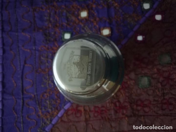 Coleccionismo Otros Botellas y Bebidas: COCTELERA FAMOUS GROUSE WHISKY. ACERO INOXIDABLE. UNA PRECIOSIDAD - Foto 8 - 184408520