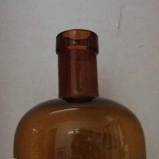 Coleccionismo Otros Botellas y Bebidas: BOTELLA FRASCO INSECTICIDA - POLICLORADO PUNTO AZUL - PELITRES PUNTA AZUL S.A. - BARCELONA. Lote 186082885