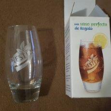 Coleccionismo Otros Botellas y Bebidas: VASO NESTEA. Lote 188575410