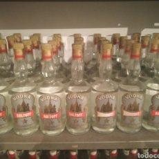 Coleccionismo Otros Botellas y Bebidas: 50 BOTELLAS.VODKA KOLTOFF AÑOS 80.. Lote 189214872