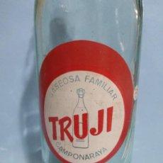 Coleccionismo Otros Botellas y Bebidas: GASEOSA TRUJI CAMPONARAYA .. Lote 190041960