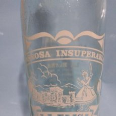 Coleccionismo Otros Botellas y Bebidas: GASEOSA LA ELISA ALIJA DEL INFANTADO LEÓN .. Lote 190043903