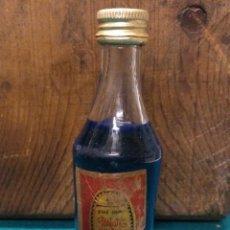 Coleccionismo Otros Botellas y Bebidas: ANTIGUO BOTELLIN PARFAIT AMOUR DESTILERIAS CAMPENY. Lote 190130852