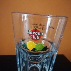 Coleccionismo Otros Botellas y Bebidas: ANTIGUO VASO RON HAVANA CLUB. Lote 190434672