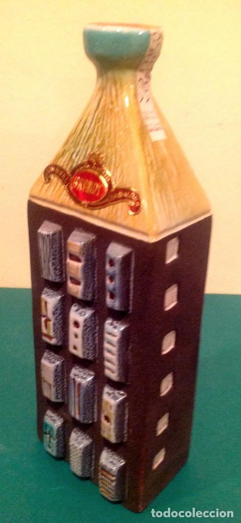 Coleccionismo Otros Botellas y Bebidas: Botella Brandy BOFILL Precinto De 4 Pesetas De Colección - Foto 5 - 190853942