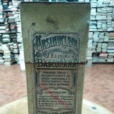 Coleccionismo Otros Botellas y Bebidas: MEDICAMENTO ANTIGUO. Lote 191177085