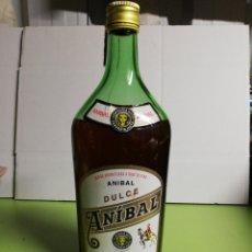 Coleccionismo Otros Botellas y Bebidas: BOTELLA ANIBAL DULCE. Lote 191506372