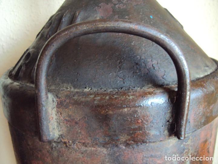 Coleccionismo Otros Botellas y Bebidas: (ANT-200145)GARRAFA DE ACEITE DE HIERRO MASGRAU BARBASTRO - Foto 5 - 192125158