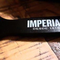 Coleccionismo Otros Botellas y Bebidas: AGUA IMPERIAL- ABRIDOR CON LANYARD- CALDAS DE MALAVELLA. Lote 192200195