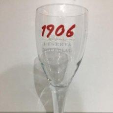 Coleccionismo Otros Botellas y Bebidas: COPA 1906 ESTRELLA GALICIA - LOTE X6 ( 22CM). Lote 192930850