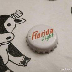 Coleccionismo Otros Botellas y Bebidas: CHAPA ZUMOS FLORIDA LIGHT (DAP). Lote 194222198