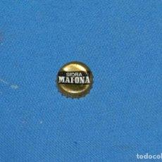 Coleccionismo Otros Botellas y Bebidas: (D40) TAPON CHAPA CORONA - SIDRA MAIONA , SEÑALES DE USO. Lote 194301696