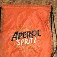 Coleccionismo Otros Botellas y Bebidas: APEROL SPRITZ - BOLSA DE PLAYA - PUBLICIDAD APERITIVO ITALIANO. Lote 194400020