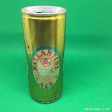 Coleccionismo Otros Botellas y Bebidas: LATA DE CERVEZA BALLANTINE ALE XXX -ESTADOS UNIDOS/ CAN BEER UNITED STATES . Lote 194595638