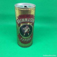 Coleccionismo Otros Botellas y Bebidas: LATA DE CERVEZA WHITEBREAD BREWMASTER EXPORT INGLATERRA/ CAN BEER UK . Lote 194599690