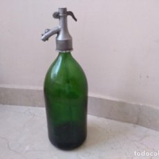 Coleccionismo Otros Botellas y Bebidas: ANTIGUO SIFÓN . Lote 194608307