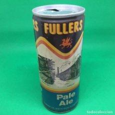 Coleccionismo Otros Botellas y Bebidas: LATA DE CERVEZA FULLERS PALE ALE- INGLATERRA /CAN BEER ENGLAND. Lote 194609671