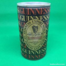 Coleccionismo Otros Botellas y Bebidas: LATA DE CERVEZA GUINESS EXPORT STOUT / CAN BEER . Lote 194610968