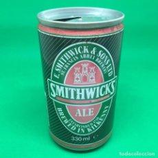 Coleccionismo Otros Botellas y Bebidas: LATA DE CERVEZA SWITHWICK ALE - IRLANDA / CAN BEER IRELAND . Lote 194611811