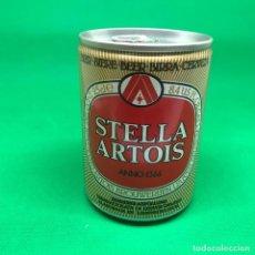 Coleccionismo Otros Botellas y Bebidas: LATA DE CERVEZA STELLA ARTOIS BÉLGICA . Lote 194718437
