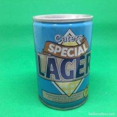Coleccionismo Otros Botellas y Bebidas: LATA DE CERVEZA CATERS SPECIAL LAGER GRAN BRETAÑA 275 ML / CAN BEER GT. BRITAIN . Lote 194722140