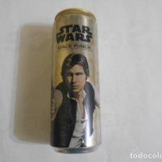 Coleccionismo Otros Botellas y Bebidas: STAR WARS-SPACE PUNCH--SOLO. Lote 194725628