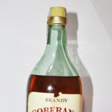 Coleccionismo Otros Botellas y Bebidas: ANTIGUA BOTELLA DE SOBERANO GONZALEZ BYASS NUEVA CON PRECINTO DE 8 PTAS. Lote 194986515