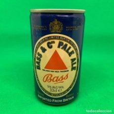Coleccionismo Otros Botellas y Bebidas: LATA DE CERVEZA BASS & PALE ALE BASS - INGLATRRA/ ENGLAND CAN BEER. Lote 195321255
