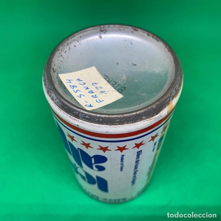 Coleccionismo Otros Botellas y Bebidas: LATA DE CERVEZA LES 2 ALPES TONIC - FRANCIA / FRENCH CAN BEER - Foto 4 - 195322712