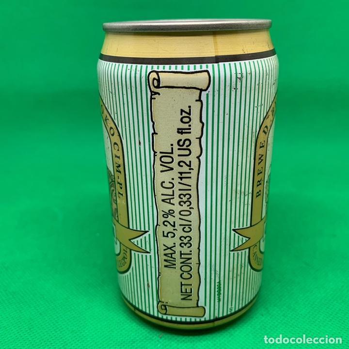 Coleccionismo Otros Botellas y Bebidas: LATA DE CERVEZA OKOCIM LEGPOL - POLONIA / POLISH CAN BEER - Foto 2 - 195325370