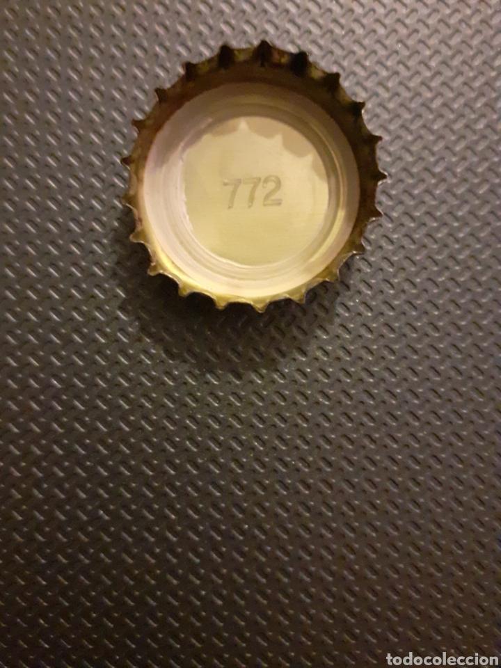 Coleccionismo Otros Botellas y Bebidas: CHAPA CORONA TONICA SCHWEPPES PREMIUM MIXER. TCI. - Foto 2 - 195333217