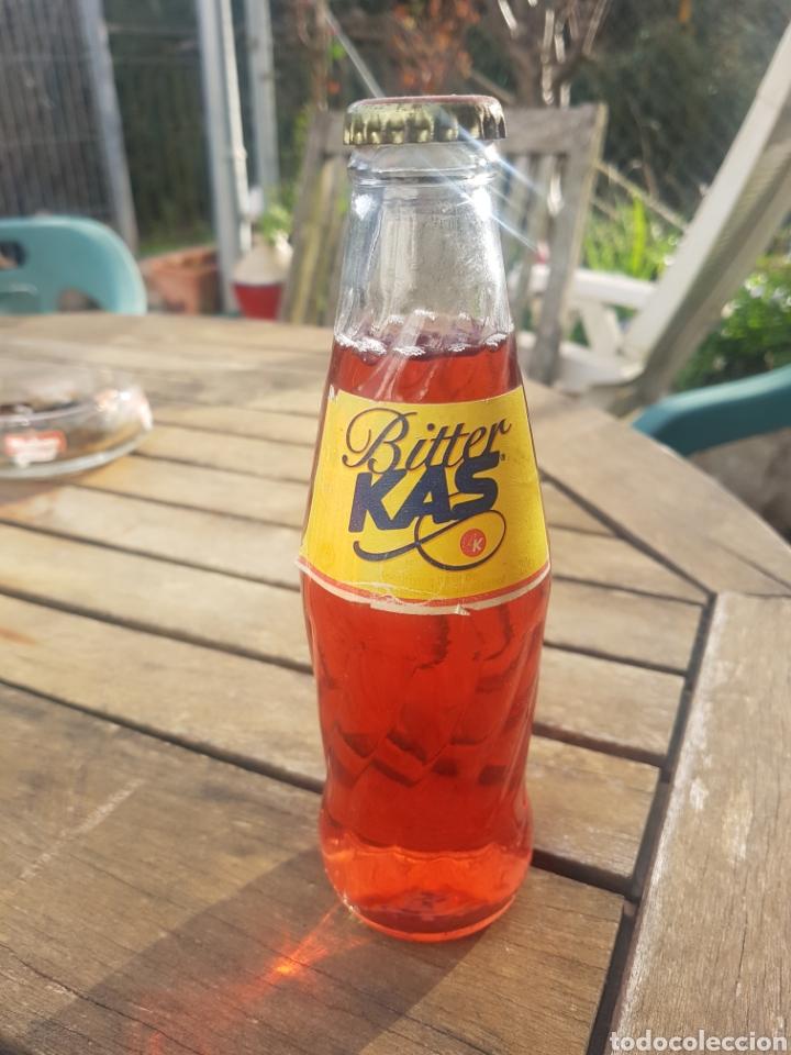 BOTELLA BITTER KAS (Coleccionismo - Otras Botellas y Bebidas )