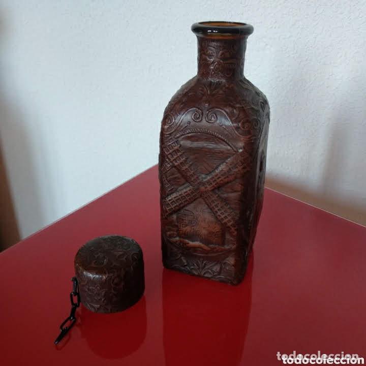Coleccionismo Otros Botellas y Bebidas: botella quijote - Foto 3 - 195980132