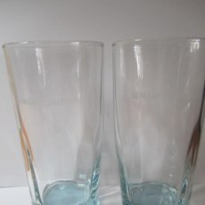 Coleccionismo Otros Botellas y Bebidas: LOTE 2 VASOS GINEBRA BOMBAY SAPPHIRE. Lote 199267602