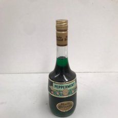Coleccionismo Otros Botellas y Bebidas: LICOR PEPPERMINT. Lote 200389068