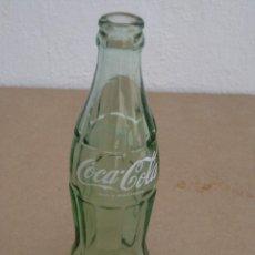 Coleccionismo Otros Botellas y Bebidas: BOTELLA COCA COLA SERIGRAFIADA. 20CL.. Lote 201151232